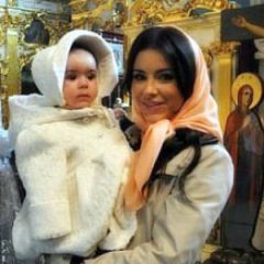 Ани Лорак рассказала об успехах дочери