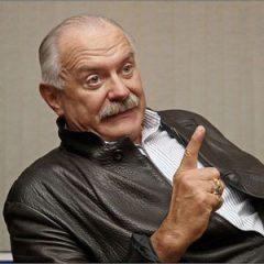 Бенефис Никиты Михалкова в Киеве