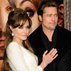 Дружное семейство Джоли-Питтов