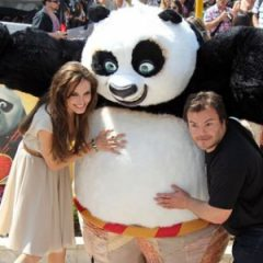Фотоколл мультфильма «Кунг-фу панда – 2»