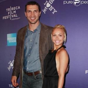 Хайден Панеттьери подтвердила, что она встречается с Владимиром Кличко