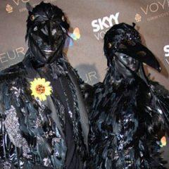 Хайди Клум и Сил: Лучшие маскарадные костюмы на Хэллоуин!