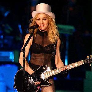 Мадонна встретится с будущей свекровью