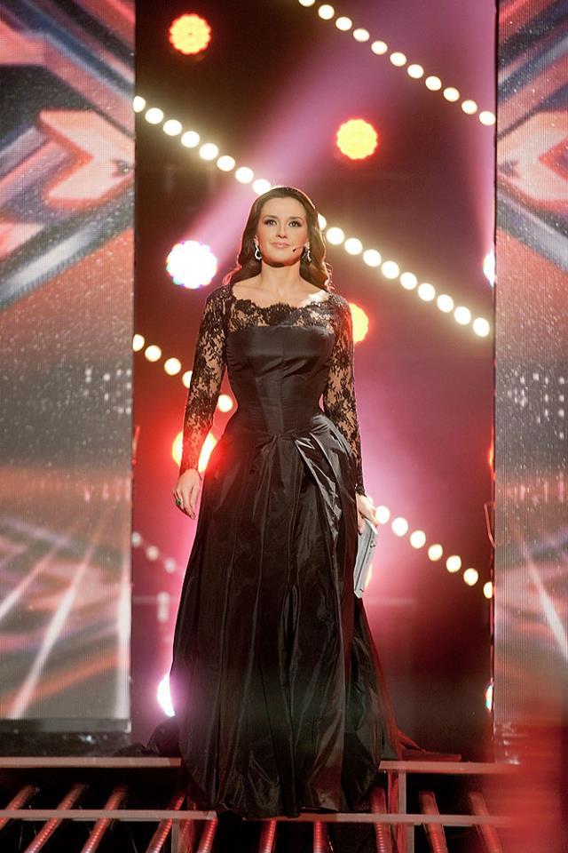 Оксана Марченко платье