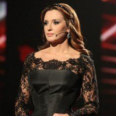 Оксана Марченко поразила новым платьем