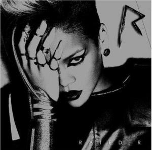 Певица Rihanna показалась в новом готическом имидже