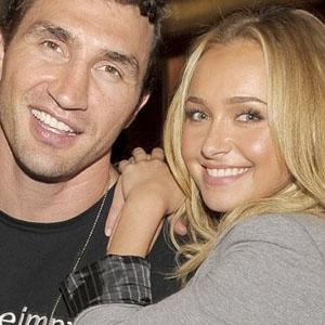 Слухи о новой девушке Кличко подтвердились