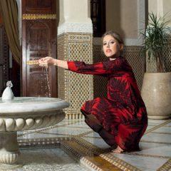 Влюбленные Ксения Собчак и Илья Яшин на отдыхе в Марокко