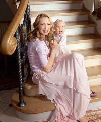 46-летняя балерина Илзе Лиепа ждет первенца