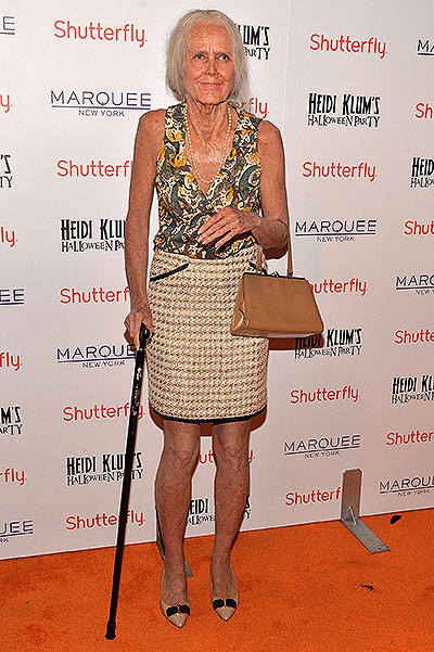 Shutterfly Presents Heidi Klum's Halloween At Marquee In New York