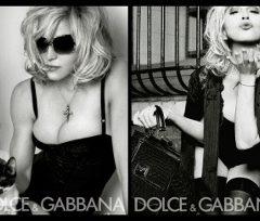 Мадонна стала лицом Dolce & Gabbana