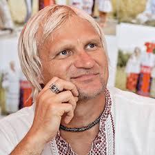 Олег Скрипка впервые показал своего сына