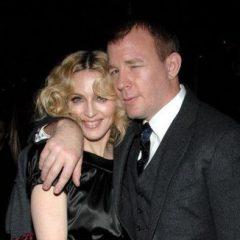 Мадонна воссоединится с Гаем Ричи на Рождество