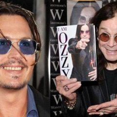 Оззи Осборн хочет Джонни Деппа для своих мемуаров