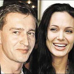 Хабенский рассказал о поцелуе с Анджелиной Джоли