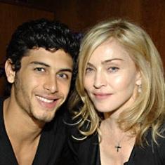Мадонна выходит замуж за Хесуса Луза