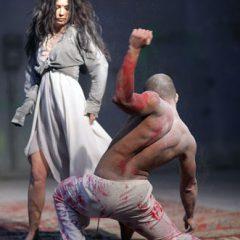 За сердце Ламы сразились двое танцоров