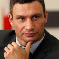 Виталий Кличко отрицает помолвку брата с Панеттьери