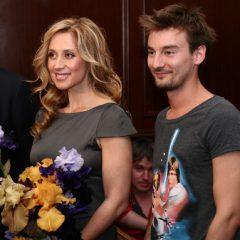 Алан Бадоев приступил к съемкам фильма с Ларой Фабиан