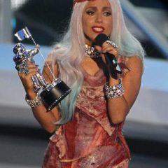 У Lady Gaga 13 номинаций MTV!