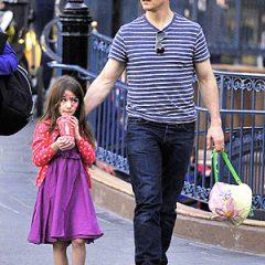Дочка Тома Круза ненавидит светскую жизнь
