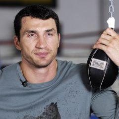 Владимир Кличко рассказал, что ему мешает в жизни