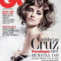 Пенелопа Крус в июньском GQ: прекрасна как всегда