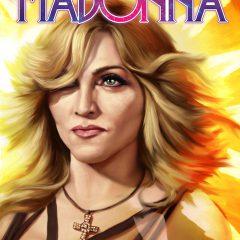 Из жизни Мадонны сделали комикс