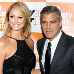 Джордж Клуни не расстается с новой подругой
