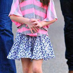 Младшая дочь Мела Гибсона растет настоящей красавицей