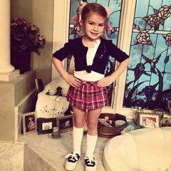 Племянница Бритни Спирс пошла по ее стопам