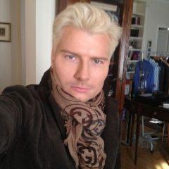 Николай Басков покрасил волосы