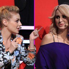Тина Кароль прокомментировала ссору с Loboda на шоу «Голос.Дети»