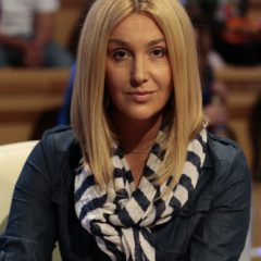 Егорова опять публично ответила Мухарскому: «брачный договор» доказывает её правоту