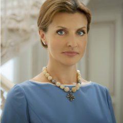 Украинский язык первой леди страны – хромает!