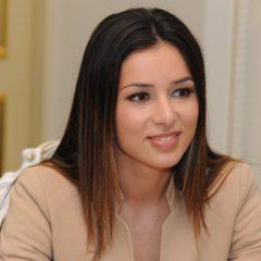 Злата Огневич рассказала о предстоящей работе в партии Ляшка