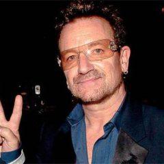 Боно из группы  «U2» оперировали 5 часов!