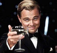 Ди Каприо отпраздновал свой юбилей – актеру уже 40!