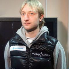 Плющенко занял сторону Билана в конфликте с Тимати