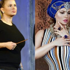 Анна Семенович покорила сеть новым фотошопом