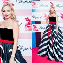 Татьяна Навка опозорилась, надев платье за 2 миллиона