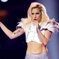 Леди Гага похвасталась новым любовником