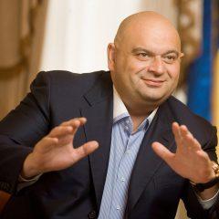Друг Злочевского Тарас Керницкий открыл правый сектор газа