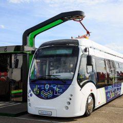Поднебесная делает ставку на львовские электробусы