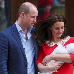 Кейт Миддлтон и принц Уильям назвали очередного ребенка