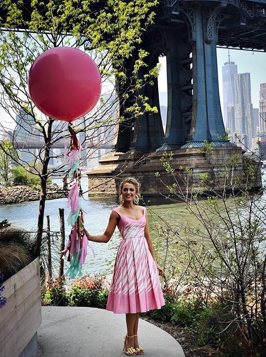 Блейк Лайвли в образе диснеевской принцессы