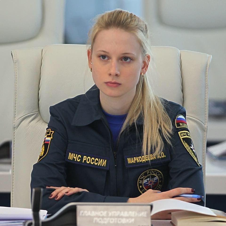 Маркодеева Анастасия