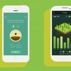 Компания Seekrtech запустила неоднозначное приложение Forest: Stay focused