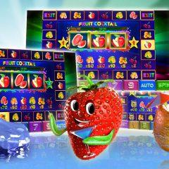Автомат Fruit Coctails – сочетание классики с необычайной графикой