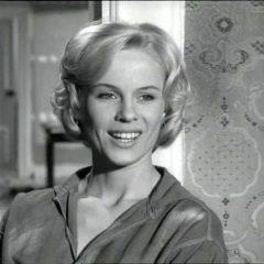 Умерла Биби Андерсон — известная шведская актриса